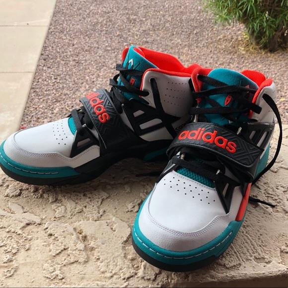 Adidas Dikembe Mutombo TR Block Shoes Size 11